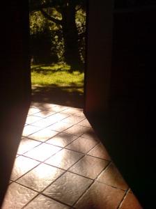 Ingrid Andersen  -  Light in the Doorway